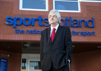 sportscotland Chair Mel Young
