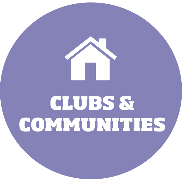 Clubs & Communities