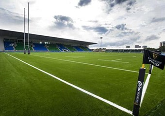 Scotstoun Stadium 3G pitch Glasgow Warriors