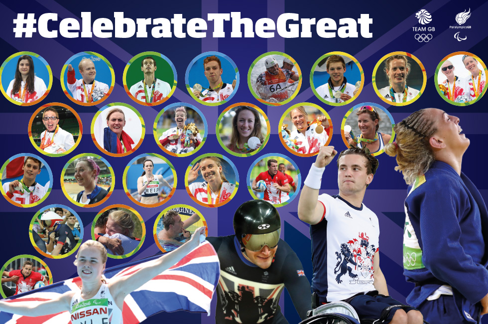 Scotland produced 28 Olympic and Paralympic medallists at Rio 2016