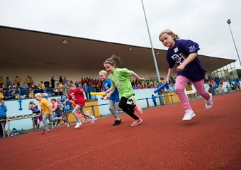 Active Schools Fife Olympic Legacy event