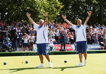 David Gourlay, Scotland lawn bowls coach