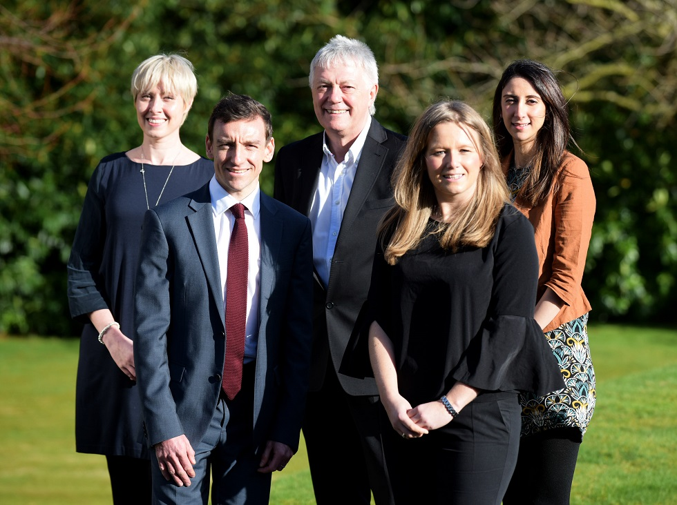 New sportscotland board members