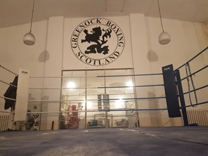 Greenock Boxing Club