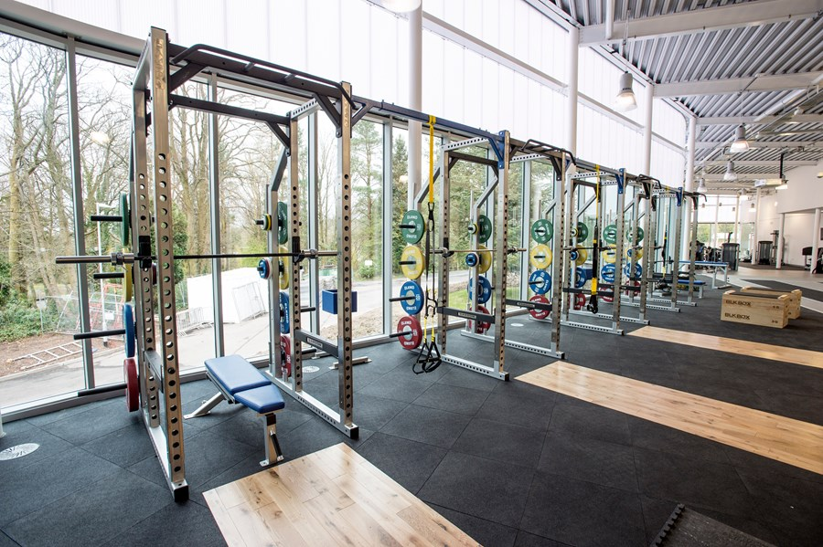 sportscotland National Sports Training Centre Inverclyde