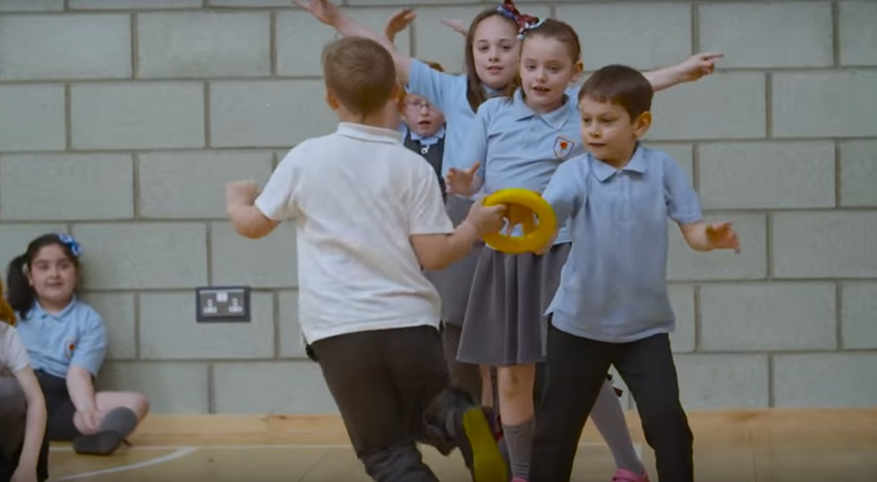 Sport reaches the heart of Scotland's schools through National Lottery-funded awards