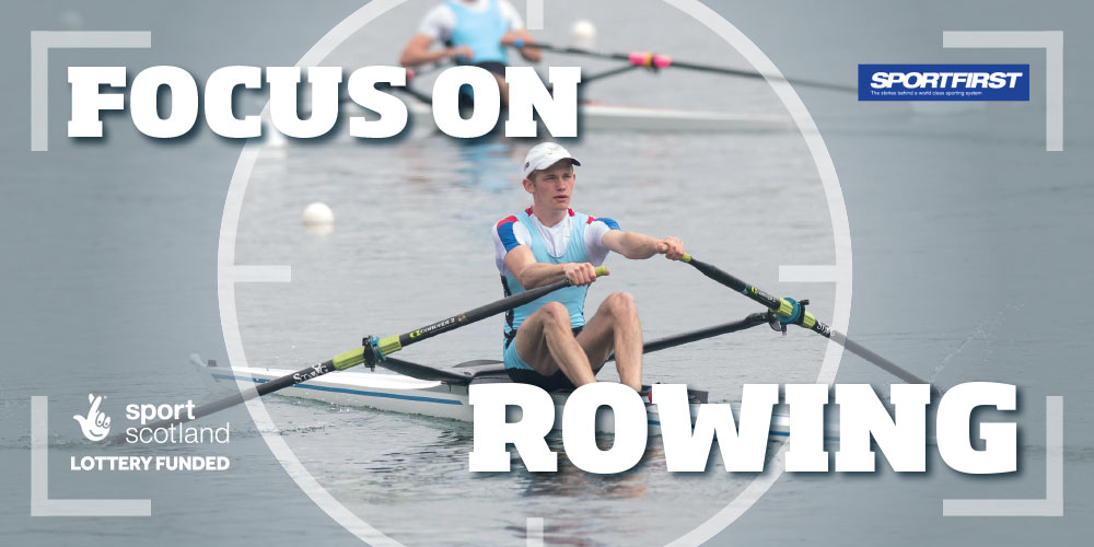 Focus on Rowing - Sport First