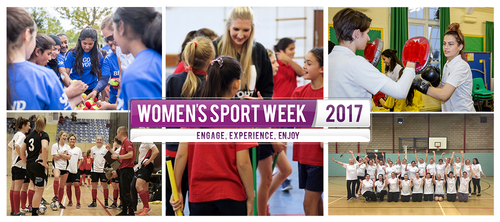Women In Sport week 2017
