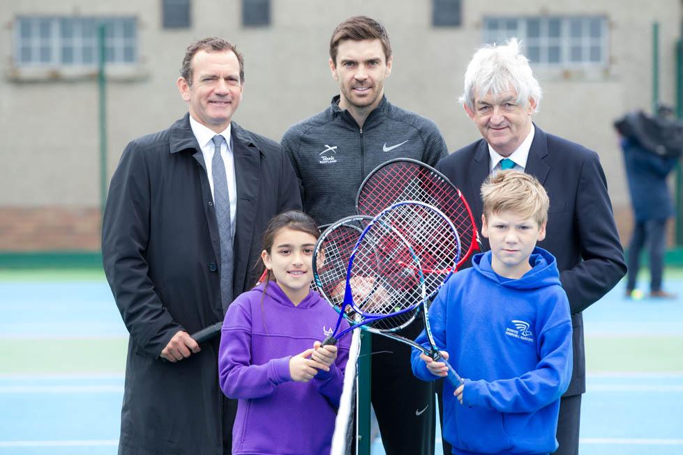 Advantage Scotland As 15 Million Fund Opens Sport First
