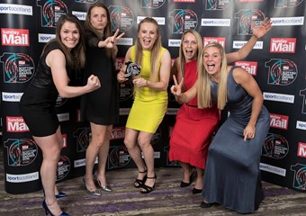2016 Scottish Sports Awards winners #SWNT
