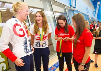 Rio 2016 Team GB and ParalympicsGB homecoming at Oriam