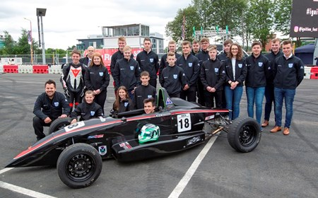 2017 Scottish Motor Sport Academy members