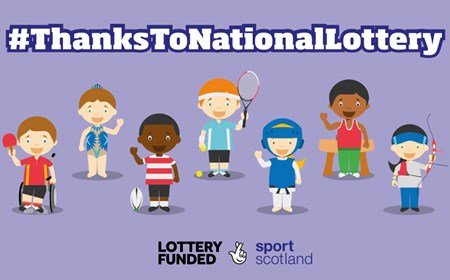 #ThanksToNationalLottery competition
