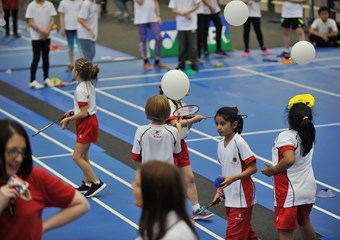 Badminton Scotland's Big Hit Festival