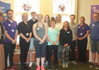 South Lanarkshire Young People's Sport Panel