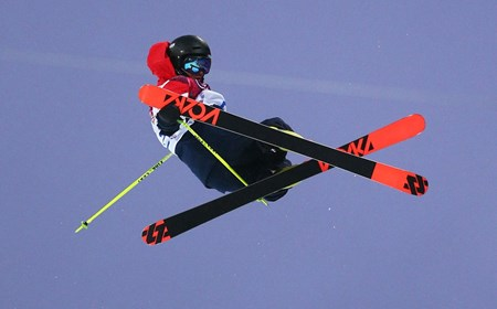 Murray Buchan at the 2014 Sochi Winter Olympics