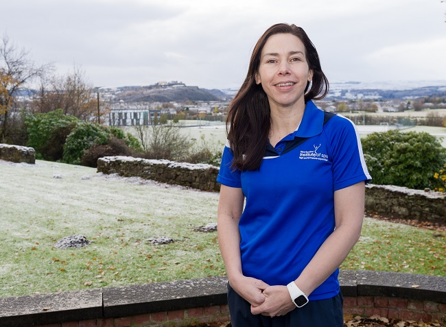Kelly Horne sportscotland institute of sport