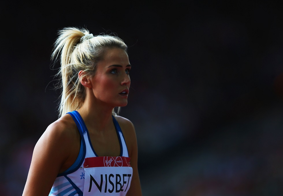 Glasgow 2014 High Jump finalist Jayne Nisbet will speak at the event