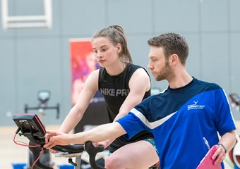 sportscotland institute of sport staff and athletes