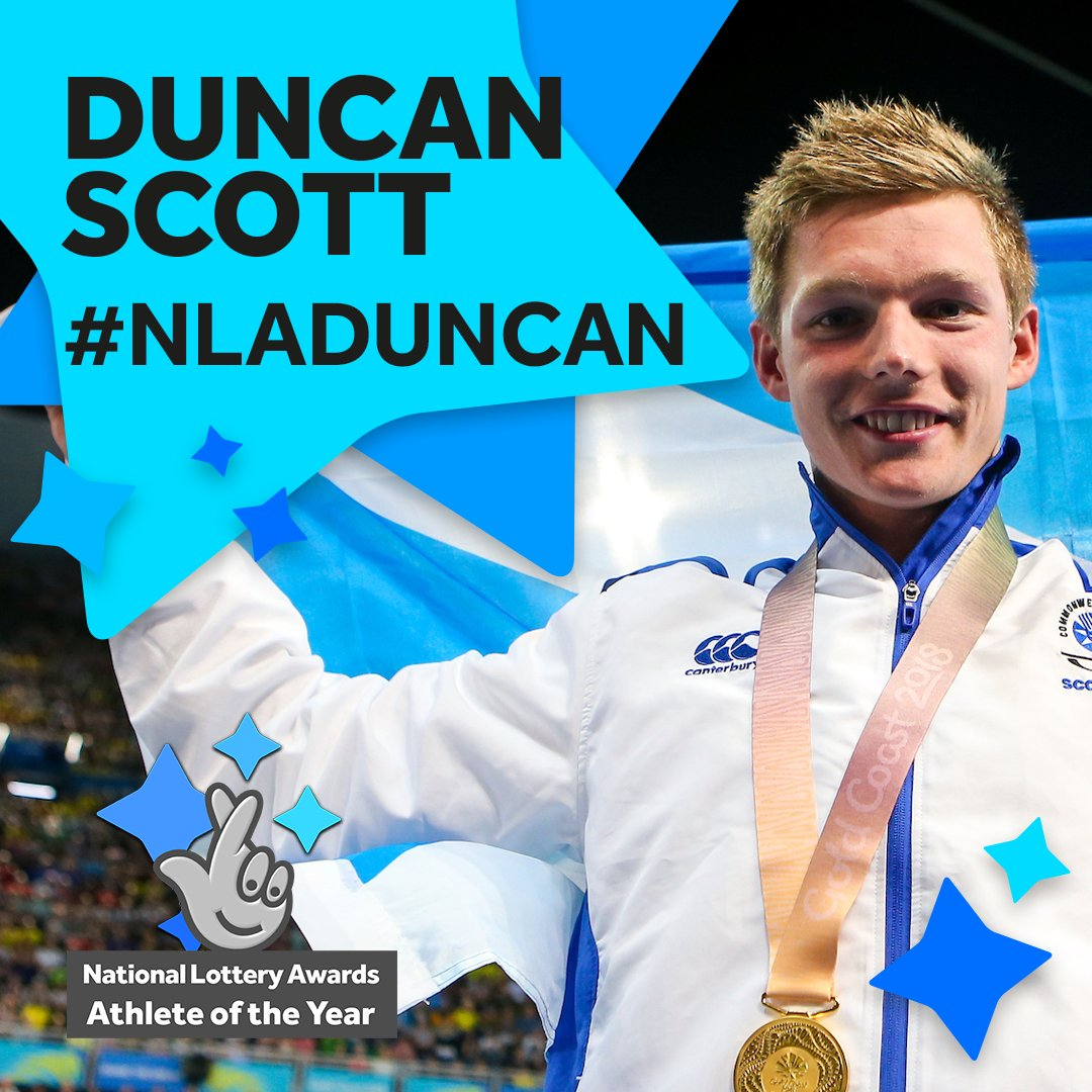 Duncan Scott #NLAwards