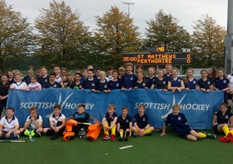 Scottish Hockey Club Connect Perth