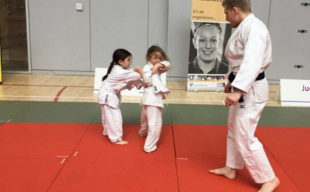 Judo Girls Rock