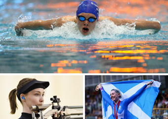 Duncan Scott, Seonaid McIntosh and Katie Archibald are in the running for awards