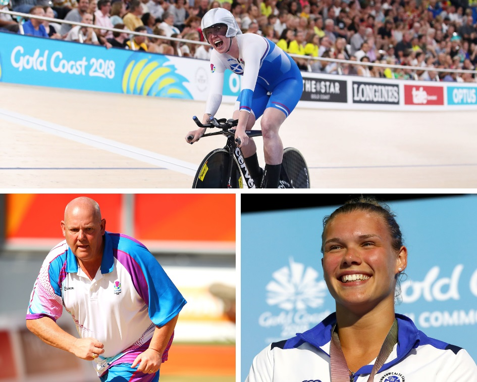 Katie Archibald, Alex Marshall and Grace Reid are in the running for the Sports Personality of the Year