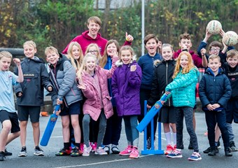 North Queensferry Primary won the School Sport award at last year's Scottish Sports Awards