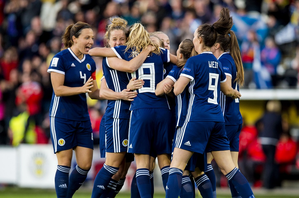 football scottish scotland team sport sports womens