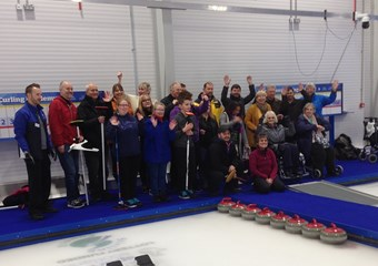 Scottish Curling Deaf-friendly programme