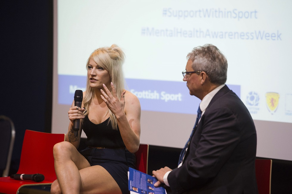 Mental Health in Scottish Sport conference