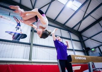 West Dunbartonshire Gymnastics Club