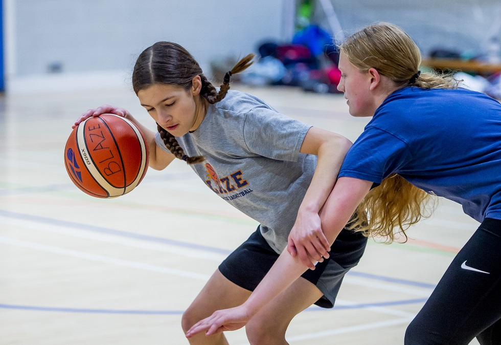 Boroughmuir Basketball Club are blazing a trail