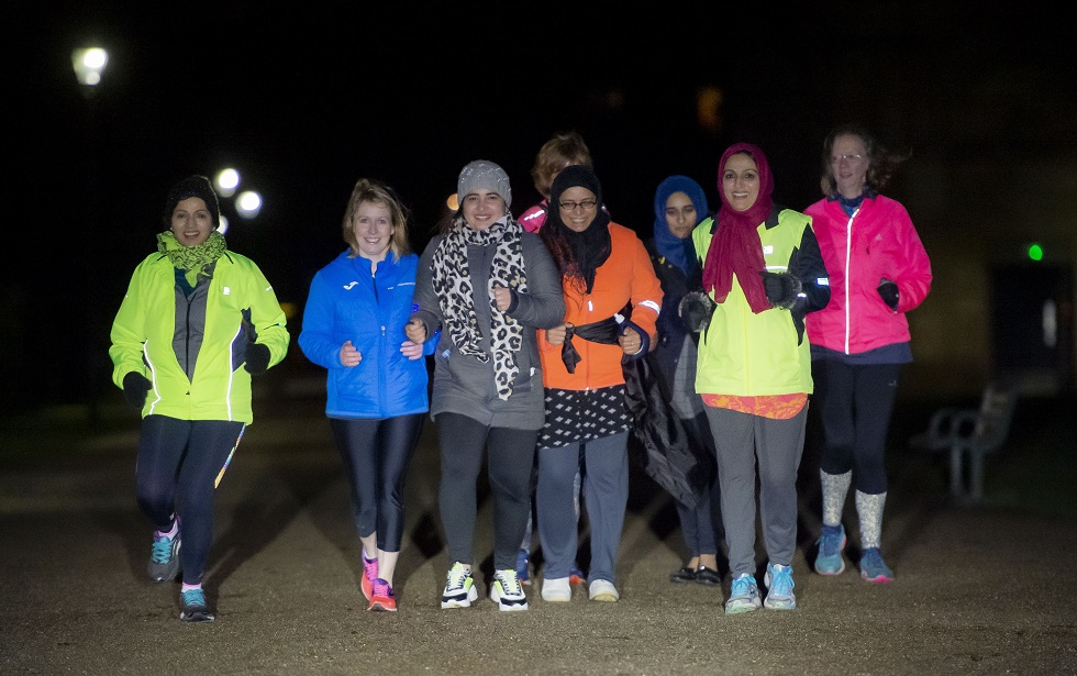 jogscotland group Community Strides in Dundee