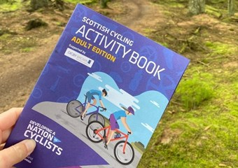 Scottish Cycling Activity Booklet